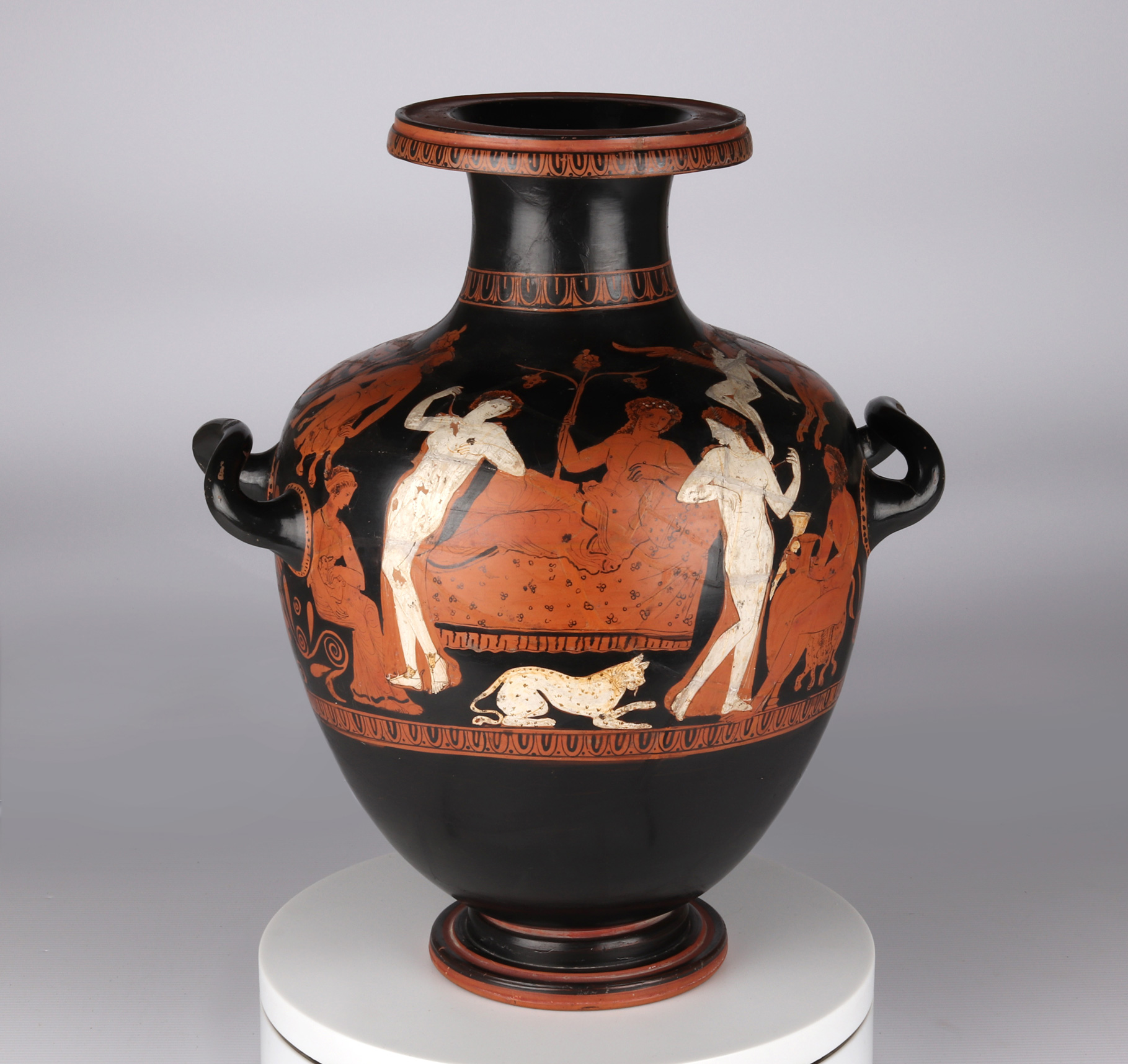 The Red-figured Hydria