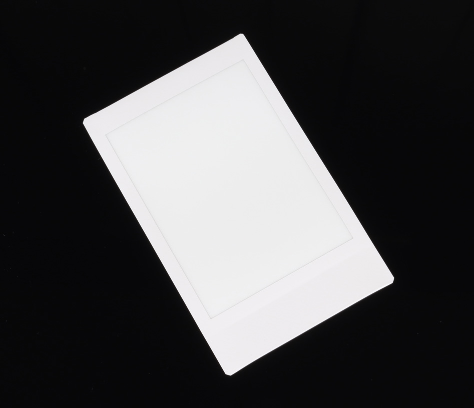 Fujifilm Instax Instant Film Single Blank Sheet